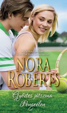 Nora Roberts - Győztes játszma - Pengeélen