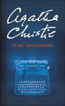 Agatha Christie - Az ABC-gyilkosságok [eKönyv: epub, mobi]