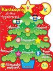 Karácsonyi játékos foglalkoztató - Piros<!--span style='font-size:10px;'>(G)</span-->