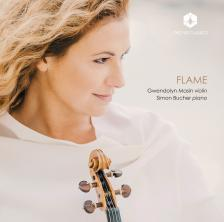 DEBUSSY, SZYMANOWSKI, MESSIAEN - FLAME CD GWENDOLYN MASIN