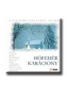 Zeneker Kiadó Kft. - HÓFEHÉR KARÁCSONY - CD -