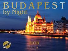 SmartCalendart Kft. - Naptár 2018 Budapest By Night 30x40cm