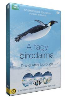 David Attenborough - FAGY BIRODALMA DÍSZDOBOZ - 3DVD -