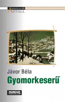Jávor Béla - Gyomorkeserű [eKönyv: pdf]