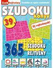 CSOSCH KIADÓ - ZsebRejtvény SZUDOKU Könyv 39.