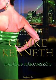 Claire kenneth - Halálos háromszög [eKönyv: epub, mobi]