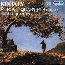 Kodály Zoltán - STRING QUARTETS - CD -