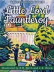 Charles Edmund Brock, Frances Hodgson Burnett, Reginald Bathurst Birch - Little Lord Fauntleroy [eKönyv: epub,  mobi]