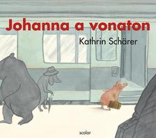 SCHARER, KATHRIN - Johanna a vonaton