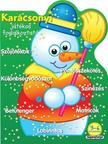 Napraforgó Könyvkiadó - Karácsonyi játékos foglalkoztató - Zöld<!--span style='font-size:10px;'>(G)</span-->