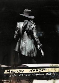 - MELODY GARDOT - LIVE AT THE OLYMPIA PARIS DVD