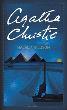 Agatha Christie - Halál a Níluson [eKönyv: epub, mobi]