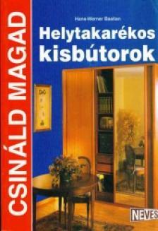 Hans Werner Bastian - HELYTAKARÉKOS KISBÚTOROK