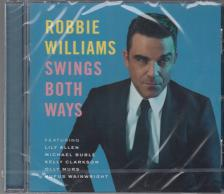 - SWING BOTH WAYS CD ROBBIE WILLIAMS