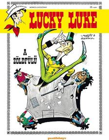Goscinny - Morris - Lucky Luke 25. - A zöldfülű