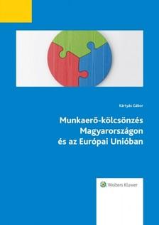 Dr. Kártyás Gábor - Munkaerő-kölcsönzés Magyarországon és az Európai  [eKönyv: epub, mobi]