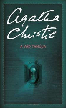 Agatha Christie - A vád tanúja  [eKönyv: epub, mobi]