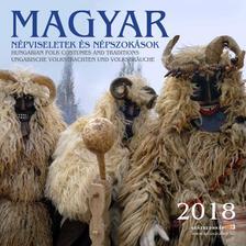 SmartCalendart Kft. - Naptár 2018 Magyar Népszokások 22x22cm