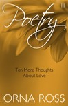 Ross Orna - Poetry II: Ten More Thoughts About Love [eKönyv: epub,  mobi]