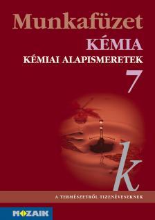- MS-2808 KÉMIA 7. MF. KÉMIAI ALAPISMERETEK