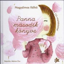 Nagyálmos Ildikó - Panna második könyve - CD Melléklettel