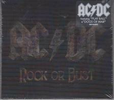 - ROCK OR BUST CD AC/DC