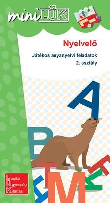 LDI533 - Nyelvelő - Játékos anyanyelvi feladatok 2. osztály  - miniLÜK