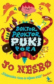 Jo Nesbo - Doktor proktor pukipora [eKönyv: epub, mobi]