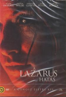 GELB - LAZARUS HATÁS [DVD]
