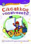 Anna Podgórska - Óvodások akadémiája. Cikcakkos vonalvezető 4-5 éveseknek