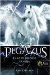 Pegazus és az Olümposz lángja - PUHA BORÍTÓS<!--span style='font-size:10px;'>(G)</span-->