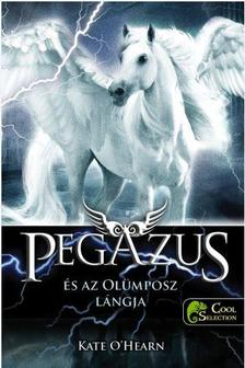 - Pegazus és az Olümposz lángja - PUHA BORÍTÓS