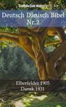 TruthBeTold Ministry, Joern Andre Halseth, John Nelson Darby - Deutsch Dänisch Bibel Nr.2 [eKönyv: epub, mobi]
