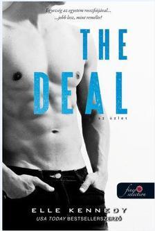 Elle Kennedy - The Deal - Az üzlet (Off-Campus 1.) - PUHA BORÍTÓS
