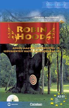 Michael Macfarlane - Robin Hood (Short story CD-melléklettel)