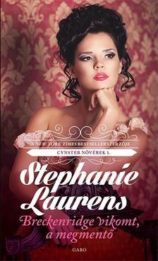 Stephanie Laurens - Breckenridge vikomt, a megmentő
