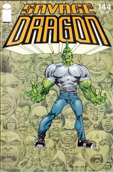 Larsen, Erik - Savage Dragon No. 144 [antikvár]