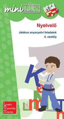 ldi537 - Nyelvelő - Játékos anyanyelvi feladatok 4. osztály  - miniLÜK