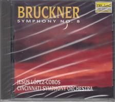 BRUCKNER - SYMPHONY NO.8,CD