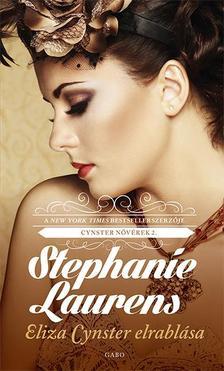 Stephanie Laurens - Eliza Cynster elrablása
