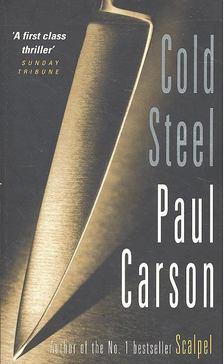 Paul Carson - Cold Steel [antikvár]