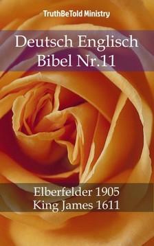 TruthBeTold Ministry, Joern Andre Halseth, John Nelson Darby - Deutsch Englisch Bibel Nr.11 [eKönyv: epub, mobi]
