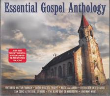 - ESSENTIAL GOSPEL ANTHOLOGY 2CD