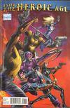Walker, Kev, Jeff Parker - Enter the Heroic Age No. 1 [antikvár]