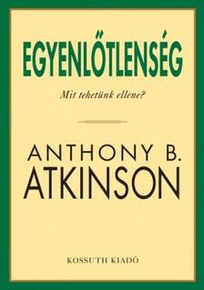Anthony B. Atkinson - Egyenlőtlenség [eKönyv: epub, mobi]