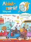 Ablak-zsiráf könyvek - Közlekedés<!--span style='font-size:10px;'>(G)</span-->