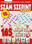 CSOSCH KIADÓ - ZsebRejtvény SZÁM SZERINT Könyv 10.