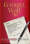 Gabriel Wolf - Gyógymód: Szerelem [eKönyv: epub, mobi]