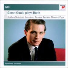 Bach - GLENN GOULD PLAYS BACH 6CD