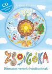 Gábor Emese - ZSONGÓKA - CD-MELLÉKLETTEL<!--span style='font-size:10px;'>(G)</span-->